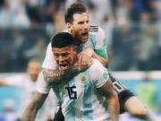 懂球帝海报:有鲜血,有绝杀,今夜的阿根廷由他们一起扛起