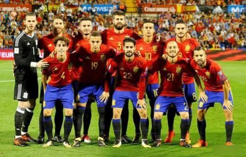 西班牙中场 西班牙中场的踢球特点