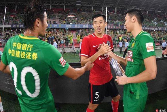 郎征退役得到北京球迷局