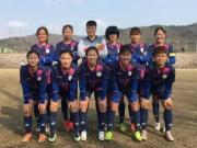 2019青超U16女足:江苏大连大胜,山东4球胜恒大足校