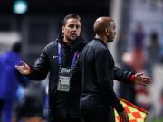 恒大俱乐部向亚足联申诉!卡塔尔主裁问题严重