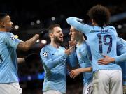 创造历史!曼城7-0造队史欧战最大比分胜利!