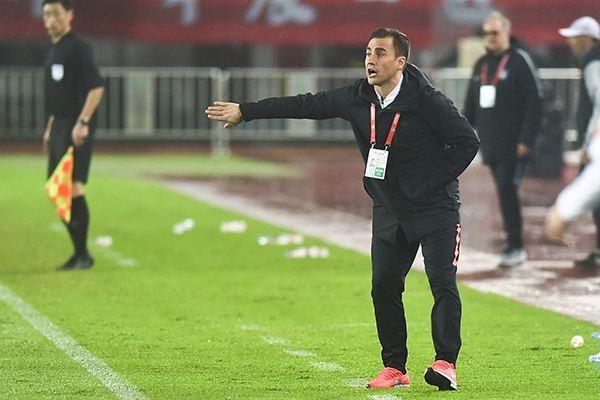 中国杯前瞻:卡纳瓦罗将