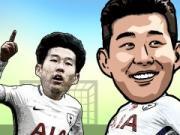 孙兴慜在欧洲五大联赛打进112球,为他助攻最多的球员是?