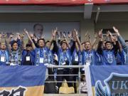 陕西去了中甲,中乙的金牌球市有昆山,赛季揭
