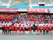 战报:2019联赛首胜!淄博蹴鞠2:0击败青岛红狮