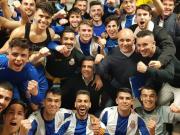 西班牙人B队客场1-0战胜巴萨B队,完成赛季双杀