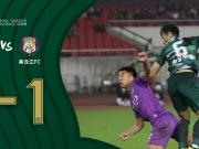 战报 | 陈晓、迪诺头球建功,绿城主场2-1逆转取