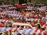 红蓝友谊继续交织,足球之魂永不泯灭
