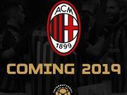 我们很高兴地宣布:AC米兰将于今夏参加2019 ...
