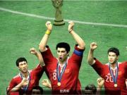 不靠脚踢球的国足下月即将参加FIFA世界杯