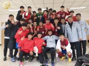 U19战报 | 河南建业客场2:0天津泰达获赛季首胜