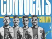西班牙人四位球员入选加泰罗尼亚队