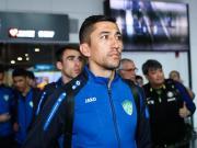 方便快捷,中国杯后艾哈迈多夫可直接从南宁回上海