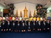 没有国际比赛任务的蓝狐球员、教练及其他工作人员已到泰国