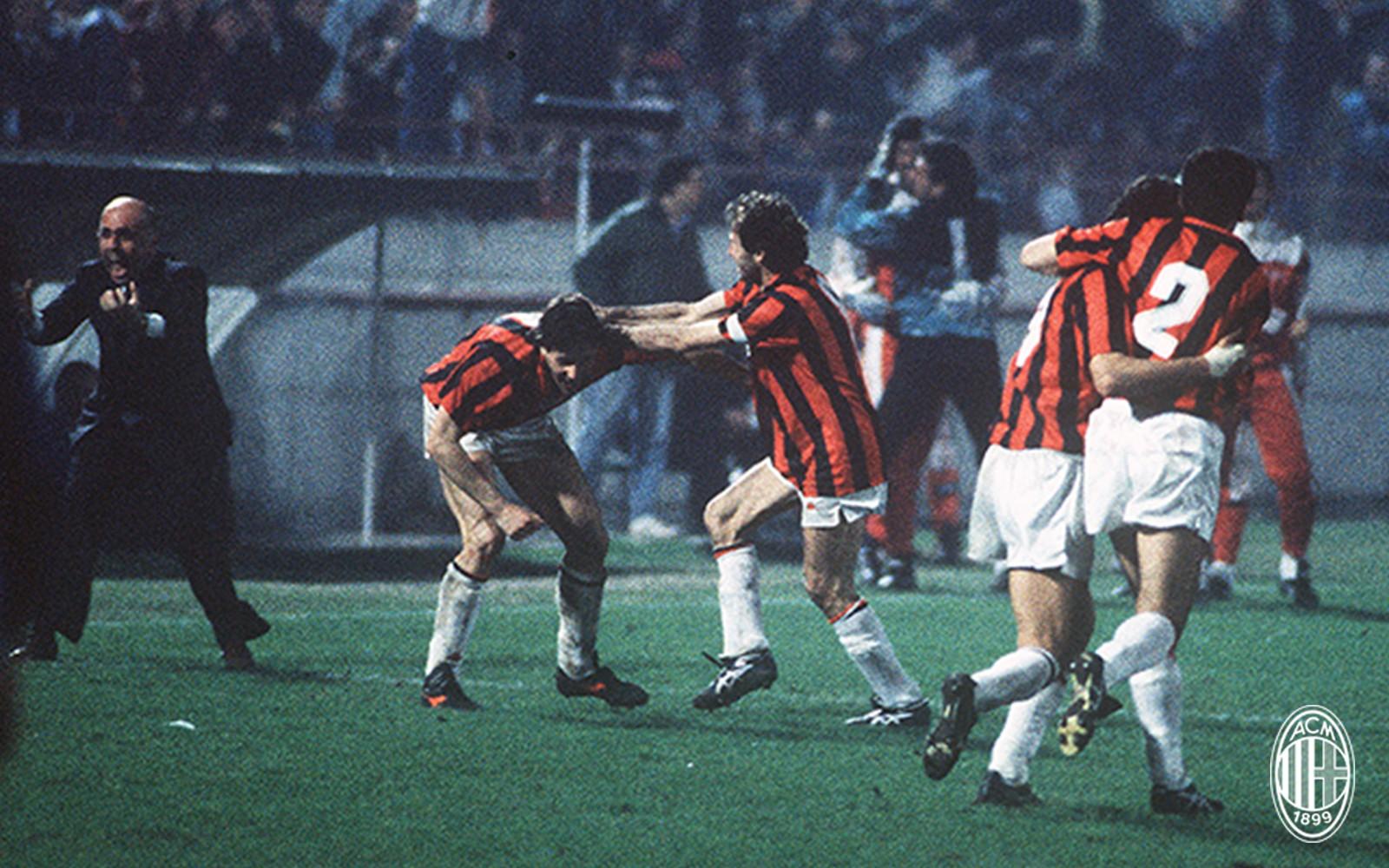 29年前的今天米兰的欧冠血