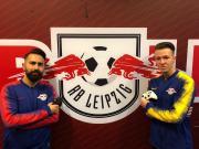 RB莱比锡足球俱乐部微信公众号已上线,提前关注更多资讯!