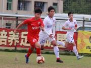 中青超 | 深圳佳兆业7比0胜梅州客家 球队配合渐入佳境