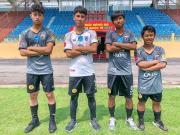 U19国青1-2不敌泰国,泰国一名锋线球员身高仅一