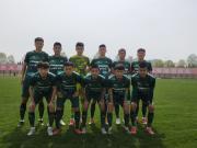 预备队| 联赛第四轮,浙江绿城客场1-3不敌陕西大