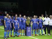 传奇杯中国赛决赛日:法国夺冠,巴西点球大战胜西班牙获季军