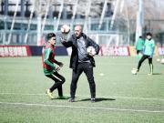 国安青训进攻教练扬科维奇:想为国安和中国培