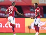 为空出外援名额给多拉多,建业将卡兰加注册到巴西低级别球队