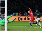 2016年的今天,瓦尔迪攻破了德国队的大门!帮助...