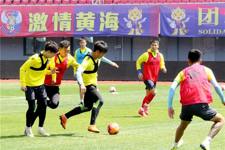 足协杯第3轮赛前-刘龙:希望把自己的状态和实力