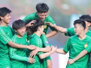 最后时刻连续进球,国安U19胜泰达迎8场不败