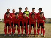 女足锦标赛战报:北京北控置业女足0-0长春大众置业女足