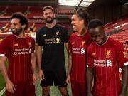 致敬美好时代,利物浦2019-20赛季主场球衣发布