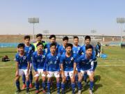 二青会体校组11人制男子足球16岁组北京队首战3-1获胜