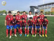 【U19战报】河南建业客场1-1上海申鑫4月1...
