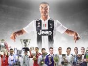 C罗将集齐英超、西甲、意甲联赛冠军,历史首人