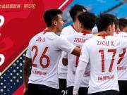 战报:塞尔纳斯世界波金强绝平,深圳佳兆业2-2北京人和