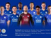 英超联赛第35轮,莱斯特城客场迎战西汉姆联!我狐...