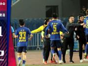 队长王栋连续三轮上演世界波,青岛黄海青港三连胜领跑积分榜