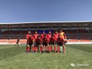 时隔四年,广西足球再次打开职业联赛的积分账户!