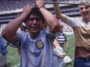 马拉多纳和他的1986