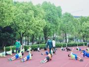 """首都媒体团来访中泰训练基地,聚焦""""绿城青训独有模式"""""""