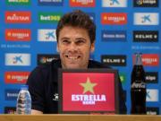 西班牙人主帅鲁比:我们要全力争胜