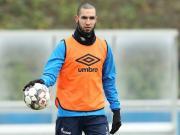 由于纪律原因,本塔莱布将再次回到U23参与训练,...