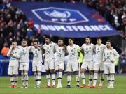 点球大战落败,大巴黎无缘法国杯冠军...
