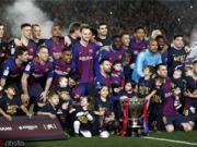 祝賀巴薩奪得西甲冠軍,希望這是2019榮耀征程的一個開始!
