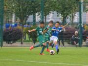 U13足协杯昆陆负于浙江绿城 ,输球的背后是孩子们的不易