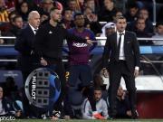 數據分析巴薩vs利物浦:換上塞梅多成為比賽重大轉折點