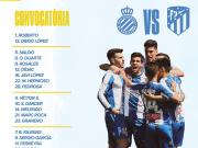 西班牙人vs马德里竞技大名单,武磊在列纳尔多回归
