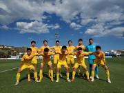 U18國青集訓名單出爐:新疆籍7人,國安3人,陶強龍回歸