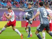 复盘:拜仁0-0莱比锡,边路博弈互交白卷,夺冠